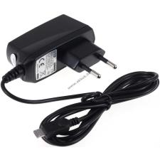 Powery töltő/adapter/tápegység micro USB 1A Sony Xperia Neo mobiltelefon kellék