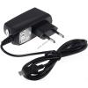Powery töltő/adapter/tápegység micro USB 1A Wiko Darkfull