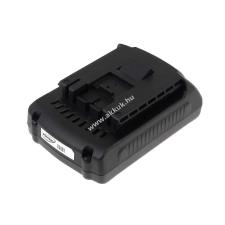 Powery Utángyártott akku Bosch GSB 18V-LI 2000mAh szerszámgép akkumulátor
