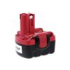Powery Utángyártott akku Bosch lámpa GLI 14,4V NiMH 3000mAh O-Pack