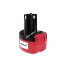 Powery Utángyártott akku Bosch lámpa GLi 9,6 NiCd O-Pack barkácsgép akkumulátor