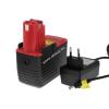 Powery Utángyártott akku Bosch típus 2607335160 Li-Ion + töltő