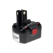 Powery Utángyártott akku Bosch típus 2607335685 NiCd O-Pack  japán cellás barkácsgép akkumulátor