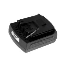 Powery Utángyártott akku Bosch típus 2 607 336 799 2000mAh szerszámgép akkumulátor