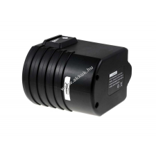 Powery Utángyártott akku BTI típus 00134.6 NIMH 3000mAh lapos (újabb változat) barkácsgép akkumulátor