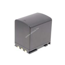Powery Utángyártott akku Canon MV880Xi 2400mAh canon videókamera akkumulátor