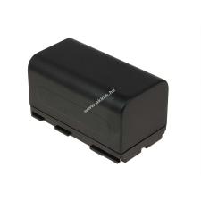 Powery Utángyártott akku Canon V72 4600mAh canon videókamera akkumulátor