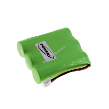 Powery Utángyártott akku GE 29725 vezeték nélküli telefon akkumulátor