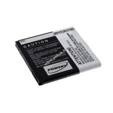 Powery Utángyártott akku HTC T328e pda akkumulátor