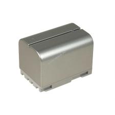 Powery Utángyártott akku JVC GR-D20 2200mAh jvc videókamera akkumulátor
