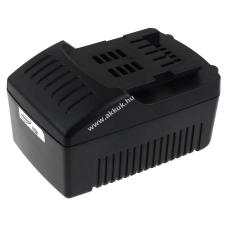 Powery Utángyártott akku Metabo fúrócsavarozó BS 18 LTX-X3 Quick 4000mAh barkácsgép akkumulátor