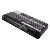 Powery Utángyártott akku MSI GX660D
