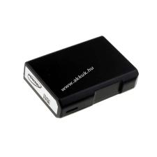 Powery Utángyártott akku Nikon típus EN-EL14a digitális fényképező akkumulátor