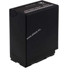 Powery Utángyártott akku Panasonic NV-DS30 7800mAh panasonic videókamera akkumulátor