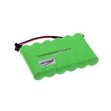 Powery Utángyártott akku Panasonic típus P-P507 vezeték nélküli telefon akkumulátor