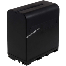Powery Utángyártott akku Professional Sony videokamera Camcorder HDR-FX1E 10400mAh sony videókamera akkumulátor