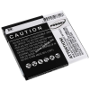 Powery Utángyártott akku Samsung Galaxy S IV Duos NFC