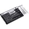 Powery Utángyártott akku Samsung SM-G900FD NFC Chip