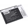 Powery Utángyártott akku Samsung SM-N9005 Galaxy Note 3