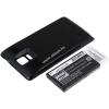 Powery Utángyártott akku Samsung SM-N910V 6400mAh fekete