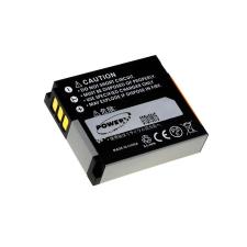 Powery Utángyártott akku Samsung típus BP125A samsung videókamera akkumulátor