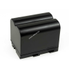 Powery Utángyártott akku Sharp VL-R3K 3400mAh fekete