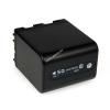 Powery Utángyártott akku Sony CCD-TRV218E 4500mAh Antracit és LED kijelzős