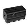 Powery Utángyártott akku Sony videokamera CCD-SC7/E 4600mAh