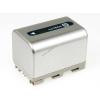 Powery Utángyártott akku Sony videokamera DCR-PC120 3000mAh ezüst