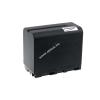 Powery Utángyártott akku Sony videokamera PLM-100 6600mAh fekete