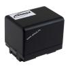 Powery Utángyártott akku videokamera Canon VIXIA HF R300 2400mAh
