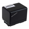 Powery Utángyártott akku videokamera Canon VIXIA HF R32 2400mAh