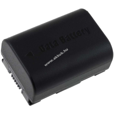 Powery Utángyártott akku videokamera JVC GZ-HD520 1200mAh (info chip-es) jvc videókamera akkumulátor