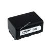 Powery Utángyártott akku videokamera Panasonic SDR-S50A
