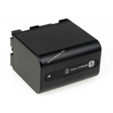 Powery Utángyártott akku Videokamera Sony DCR-PC5 4500mAh sony videókamera akkumulátor