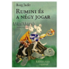 Pozsonyi Pagony Berg Judit-Rumini és a négy jogar (Új példány, megvásárolható, de nem kölcsönözhető!)