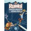 Pozsonyi Pagony Berg Judit: Rumini - Iskolaelőkészítő játékos füzet