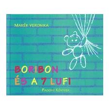 Pozsonyi Pagony Kft. Boribon és a 7 lufi gyermek- és ifjúsági könyv