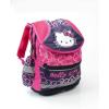 Pp Iskolatáska 35 x 40 x 18cm - 1-238 - PLUS Hello Kitty Black P+P <4db/d