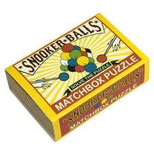 PP Snooker Balls Matchbox ördöglakat kreatív és készségfejlesztő