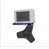 PRC Fidget Spinner pörgettyű fém - fekete