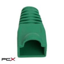 PRC Utp rj-45 05230zo zöld törésgátló kábel és adapter