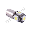 PRECISION Bajonett (BA9S) Led 5SMD Can-Bus