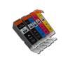 Prémium Canon PGI-550xl / CLI-551xl utángyártott tintapatron multipack