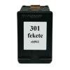 Prémium hp 301 fekete utángyártott tintapatron (Hp 1510 géphez nem jó!)
