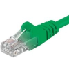 PremiumCord Patch UTP Kábel CAT6, 10m, Zöld