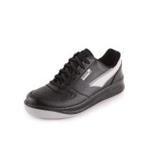Prestige sportos bőr félcipő, fehér, méret: 48