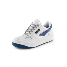 Prestige Sportos bőr félcipő PRESTIGE, fehér, méret: 42