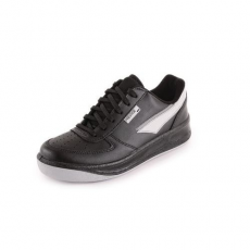 Prestige Sportos bőr félcipő PRESTIGE, fekete, méret: 35