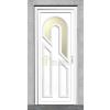 PRESTON 2 Műanyag bejárati ajtó 90x210 cm